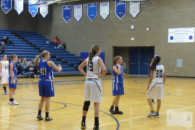 Cathedral Sartell Girls Basketball