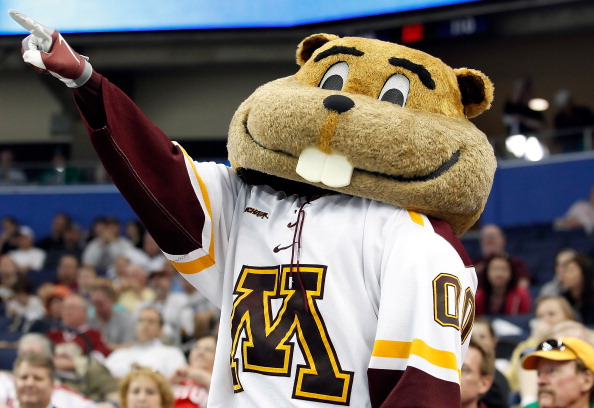 gophers gob top 5 - photo #41